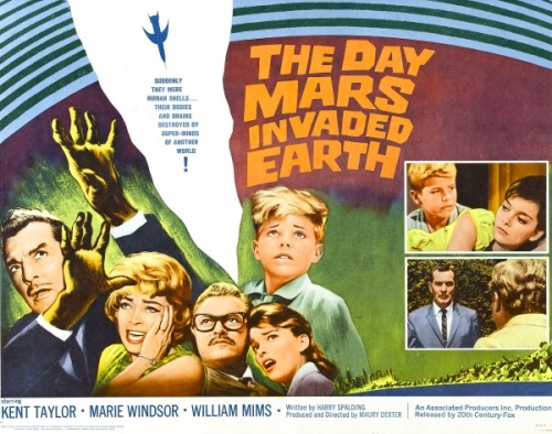 Day Mars Invaded Earth HS