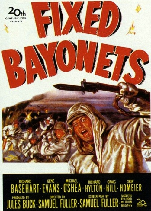 Fixed Bayonets poster